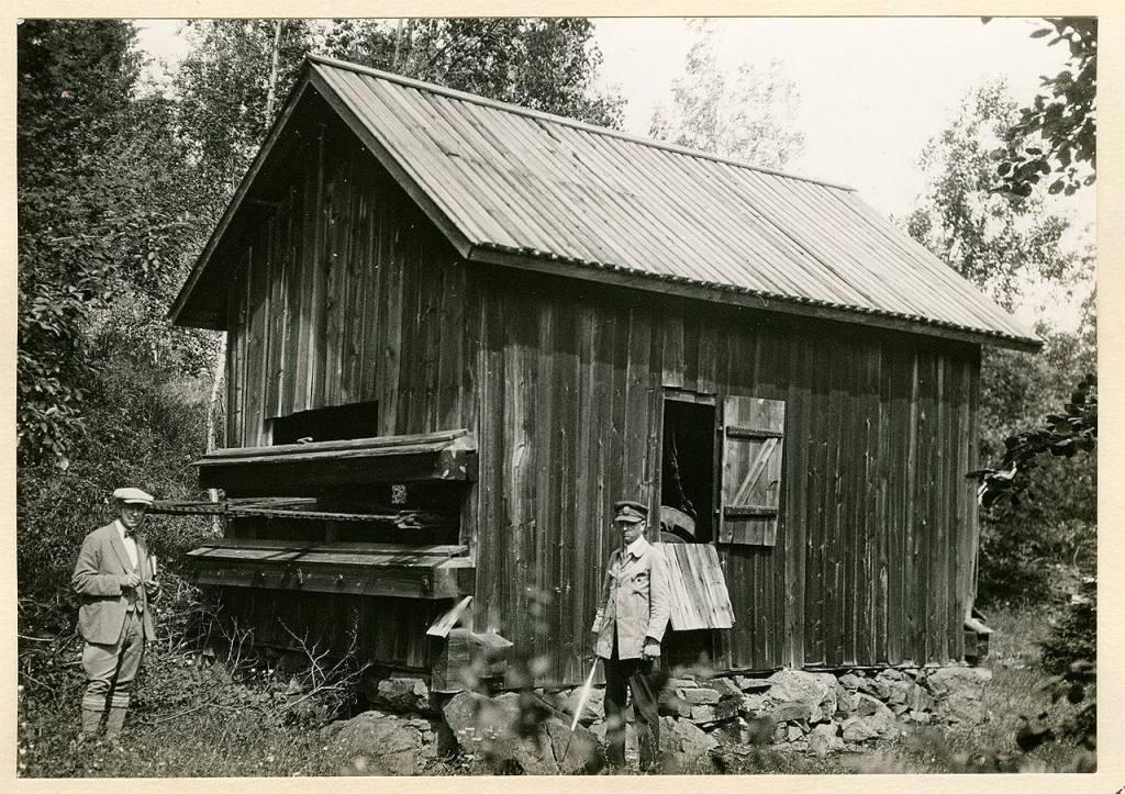 Hakspelet 1920-talet