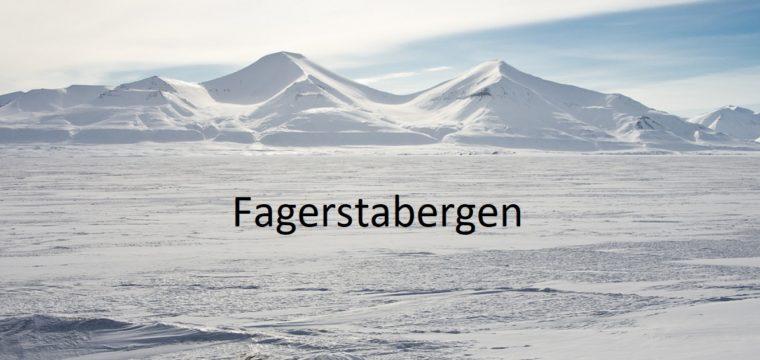 Maj 2018 – Fagerstabergen