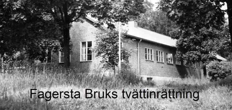 Juli 2018 – Fagersta Bruks tvättinrättning